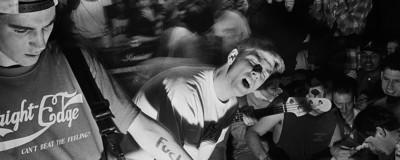 Fotky, který dokazujou, že punk není mrtvej