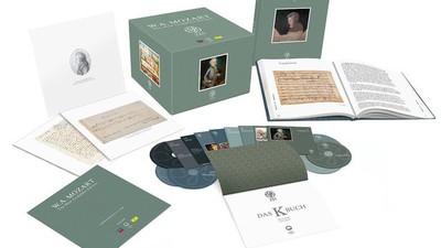 Co powiesz na 200-płytowy box set Mozarta?