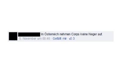 """Ein Mitarbeiter von Christian Höbart schimpft über """"Kanackenkinder"""" und """"Eselfickerkulturen"""""""