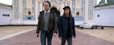 Ellen Page and Ian Daniel Are Back for an All New Season of 'GAYCATION'