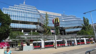 Wieso der Franz-Josefs-Bahnhof der großartigste Ort der Welt ist