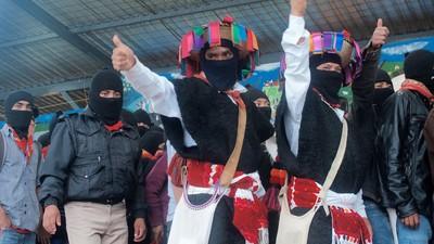 CompARTE: El contrafestival zapatista que lucha por los derechos elementales