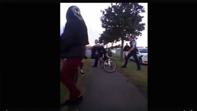 Your Monday News of Zealand: Teen Thrown Off Bike By Police, and Kim Dotcom in Court, Again