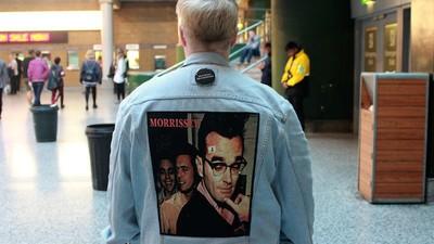Chi va a vedere un concerto di Morrissey nel 2016?
