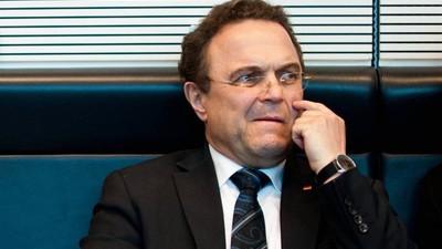 """Ex-Innenminister Friedrich beschimpft """"linkes Pack"""""""