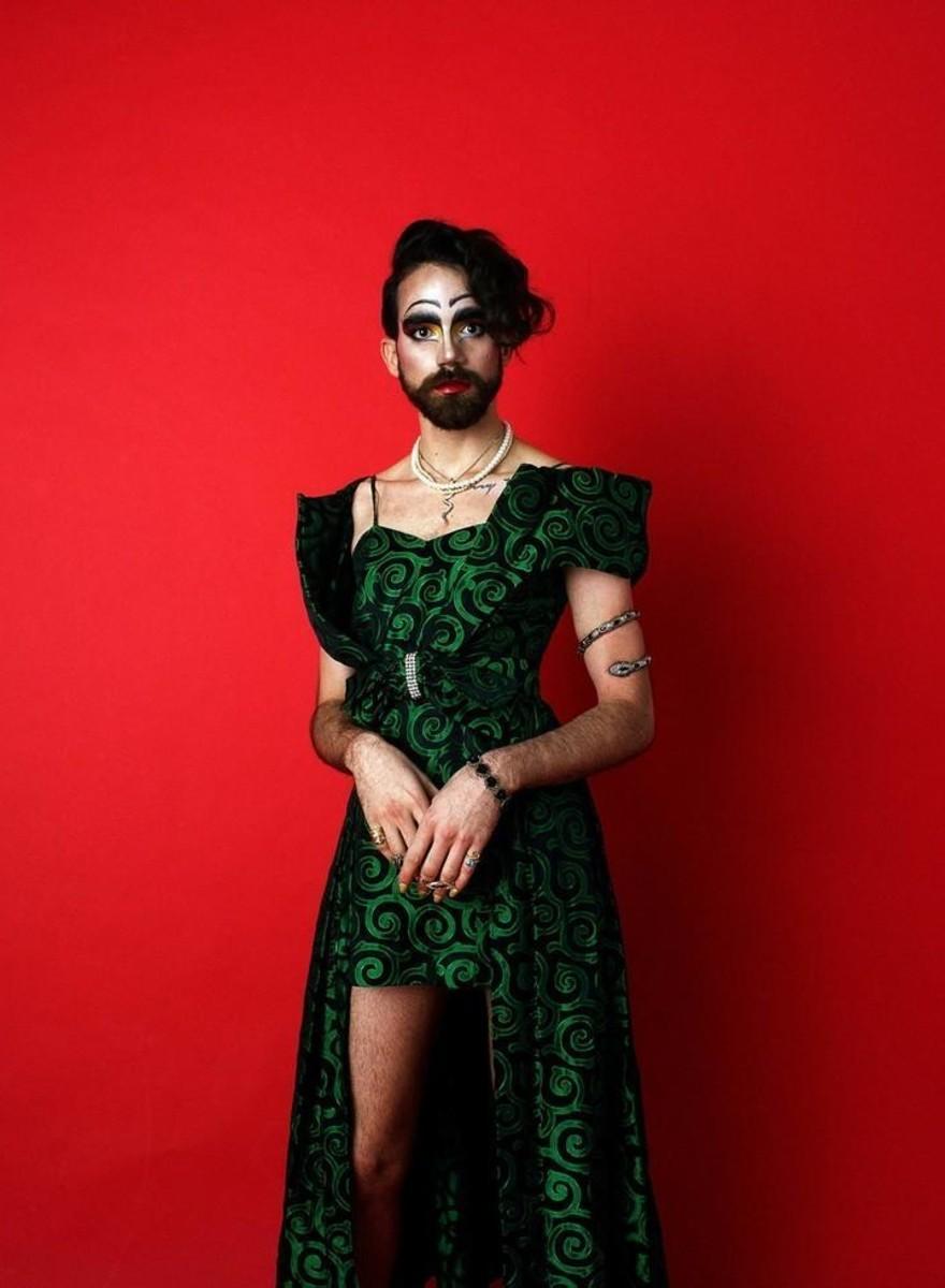 Fotos íntimas de la escena queer cubanoamericana