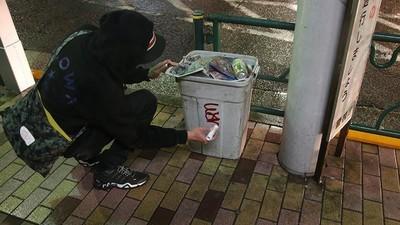 Hoe Tokio de graffitihoofdstad van Azië werd