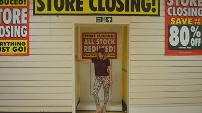 I Went to BHS the Day it Closed Down and Saw the Corpse of the British High Street