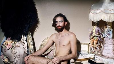 Fotografii cu scena queer americano-cubaneză