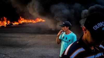As fotos dos protestos contra Temer ontem e hoje em SP