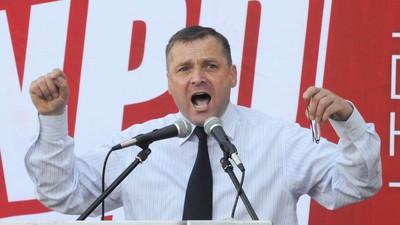 """Ein NPD-Politiker wirft der AfD vor, am """"rechten Rand"""" zu fischen"""