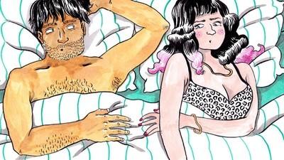 Platonisch samen slapen is eigenlijk ook gewoon vreemdgaan