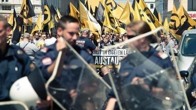 """Wie stark sind die """"Identitären"""" in Österreich wirklich?"""