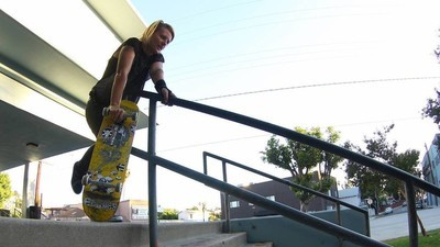 World Renowned Pro Skateboarder Candy Jacobs on the Future of Women in Skating