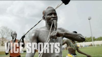 Wrestling pentru pace în Sudanul de sud