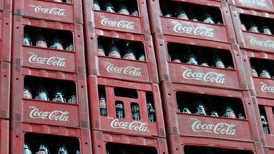 Someone Shipped $55 Million Worth of Cocaine to a Coca-Cola Factory