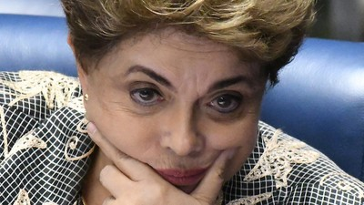 Dilma Rousseff Is No Longer Brazil's President