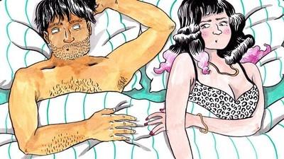 Dormir 'platónicamente' con alguien también es engañar a tu pareja