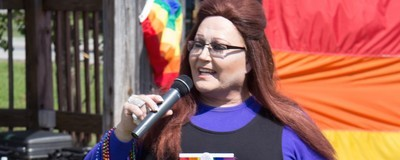 Kim Davis's Hometown Just Had Its First Pride Celebration