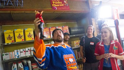 Kevin Smith Will Keep Making Movies Whether You Like It or Not
