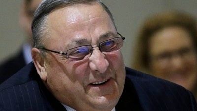 How I Trolled Maine's Racist Governor into an Ugly Public Meltdown