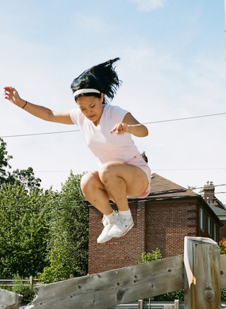 The Skateboarding Girls of Toronto