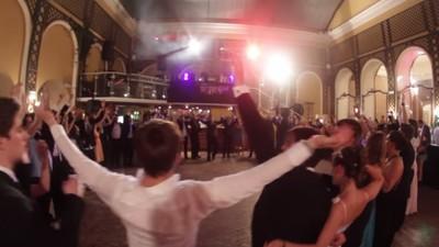Der Wiener Drum'n'Bass-Ball und das LineUp-Theater