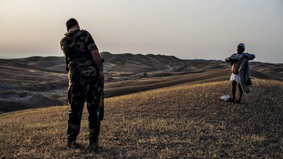 Photos from the Fight to Take Mosul Back from ISIS