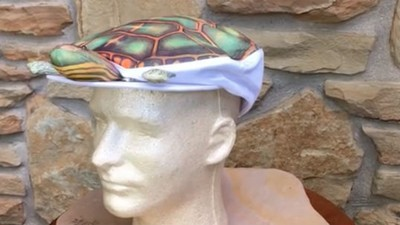 This Turtle Hat Kickstarter Is the Corniest, Most Delightful Thing on the Internet