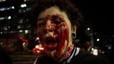 O saldo sangrento da última manifestação contra Temer em São Paulo