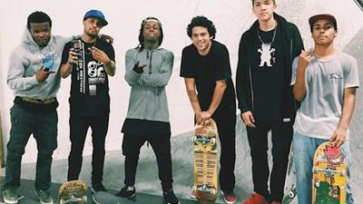 Diese Skater werden bezahlt, um mit Lil Wayne abzuhängen