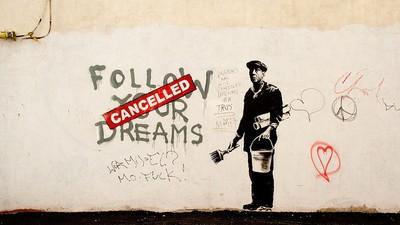 Dieser Journalist glaubt zu wissen, wer Banksy ist