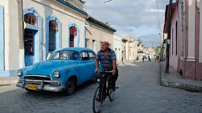 Foto's die laten zien hoe het toerisme Cuba verandert