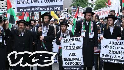 Die ultra-orthodoxen Juden, die den Staat Israel aufgelöst sehen wollen