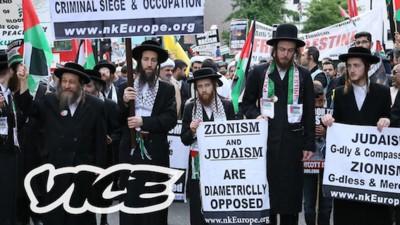 Rebelse Rabbijnen