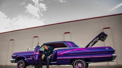 Lowriders Are the Beating Heart of Chicano Culture in America's Southwest