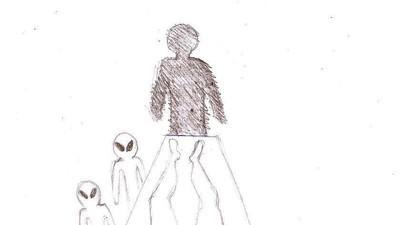 We vroegen mensen die beweren ontvoerd te zijn door aliens om die aliens te tekenen