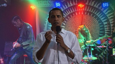 Obama Is Holding His Own Mini SXSW Because He's the President