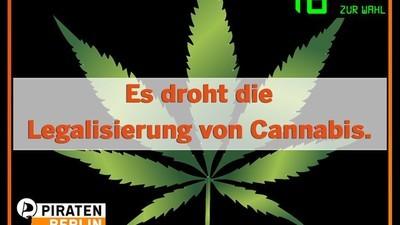Die besten Reaktionen auf die Anti-Legalisierungskampagne der Berliner CDU
