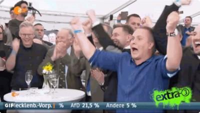 Die Wahl in Mecklenburg-Vorpommern erklärt in 10 Tweets