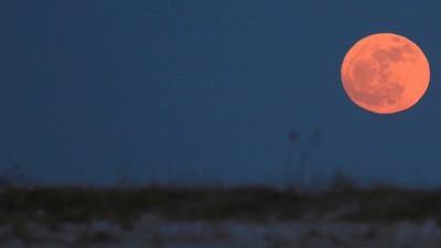 Het grote wetenschappelijke mysterie rond het opkomen van de maan