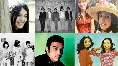 Estas son nuestras canciones favoritas de los 70 en España