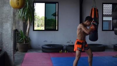 Por dentro da mais celebrada academia de muay thai de Bangkok