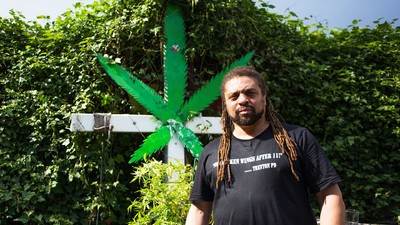 Meet the Marijuana Activist Fighting for His Religious Right to Smoke