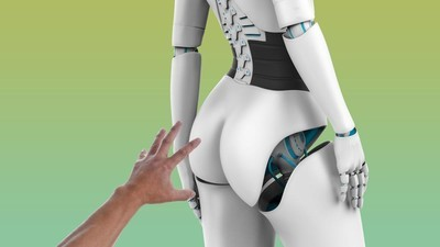 Sex Robots May Be So Good in Bed They'll Ruin Civilization as We Know It