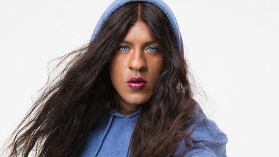 On the Verge of Quitting Music, Mykki Blanco Made His Debut Album