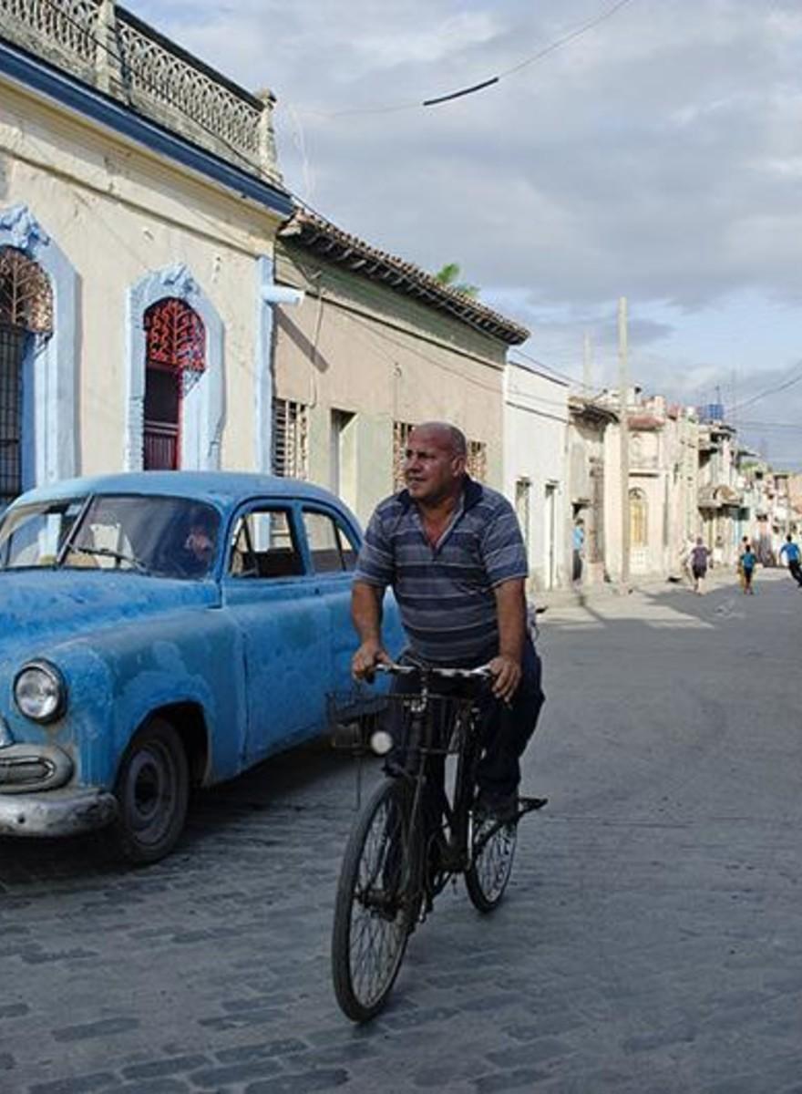 Diese Fotos zeigen, wie der Tourismus Kuba verändert