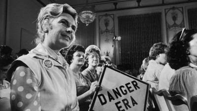 How Feminism Enabled, Then Buried, Conservative Icon Phyllis Schlafly