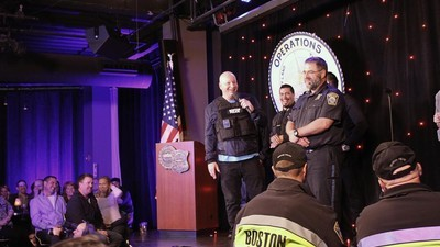 Celebrity Roast Master Jeff Ross's Latest Victim: The Police