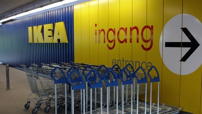 The IKEA Flagship Store Is Making an Entire Town Smell Like Poop